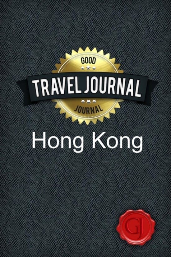 Travel Journal Hong Kong