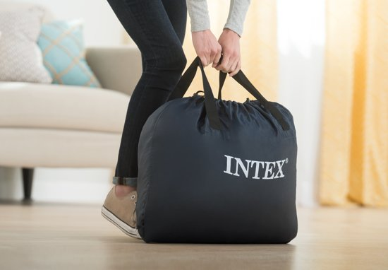 Intex Ultra Plush Luchtbed Twin