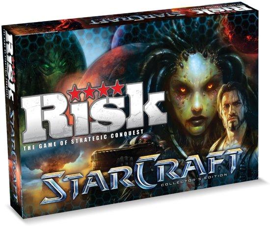 Afbeelding van het spel Risk Starcraft Collector's Edition