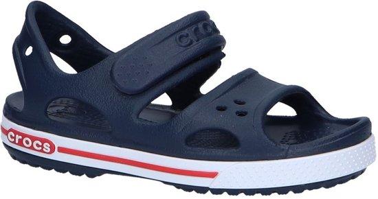 online retailer 826d4 d8b25 Crocs Sandalen - Maat 22/23--CONVERTJongens en meisjesKinderen -  blauw/rood/wit