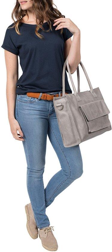 laptoptassen bag Inch 15 6 grijs Parham Cowboysbag CxBerod