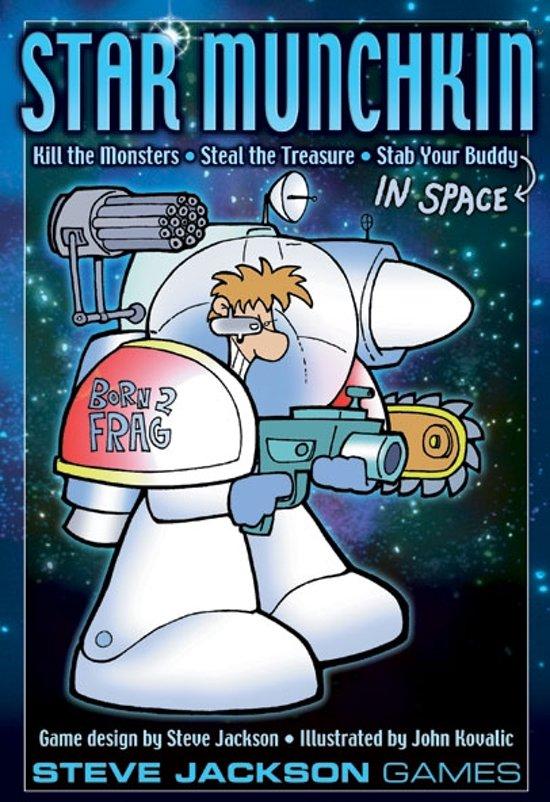 Afbeelding van het spel Star Munchkin - Kaartspel