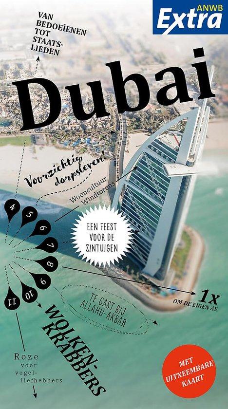 ANWB Extra Reisgids Dubai