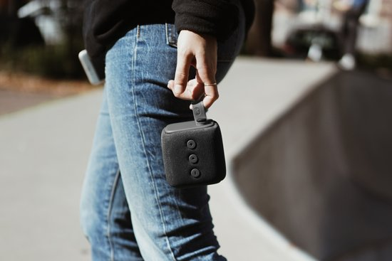 Fresh 'n Rebel Rockbox Bold S Zwart