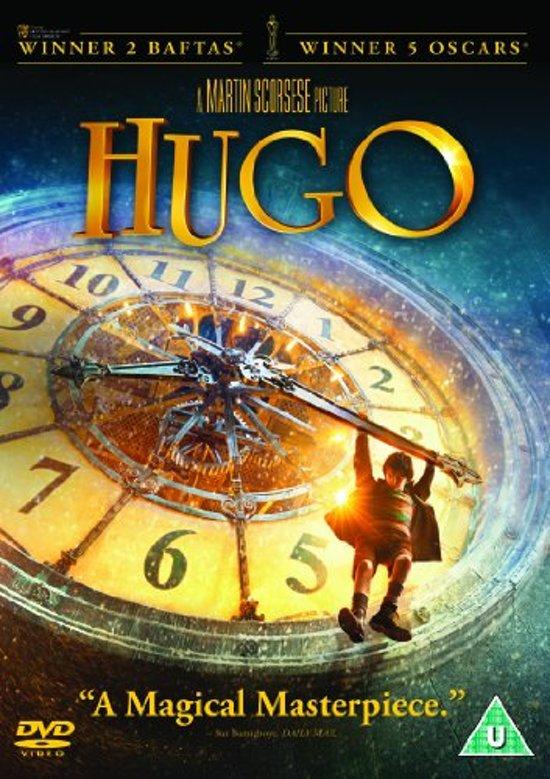 Cover van de film 'Hugo'