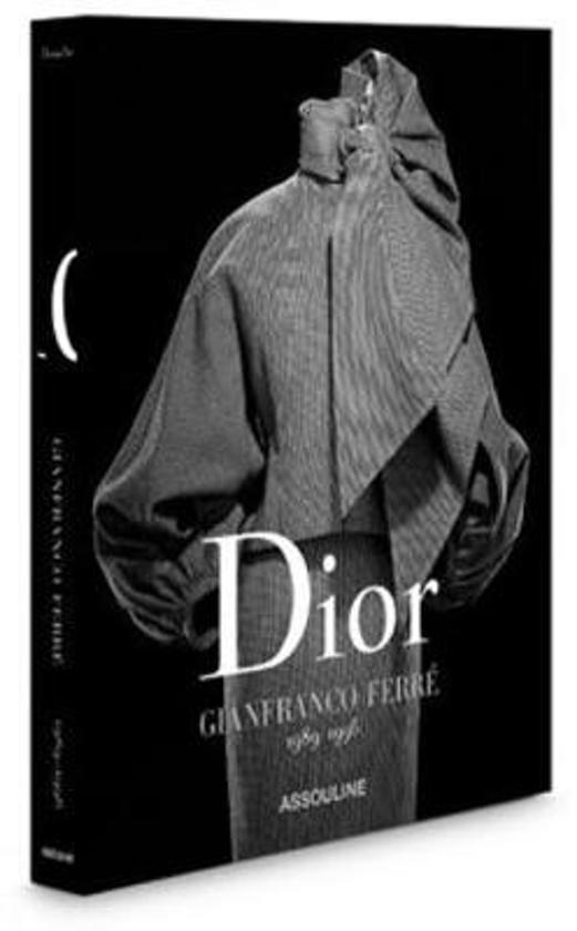Boek cover Dior by Gianfranco Ferre van Alexander Fury (Hardcover)