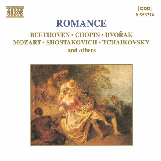 Romance - Beethoven, Chopin, Dvorak, Mozart, etc