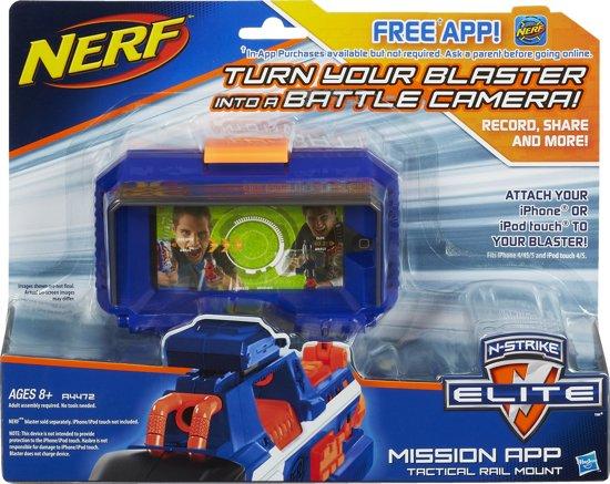 NERF N-Strike Elite Mission App