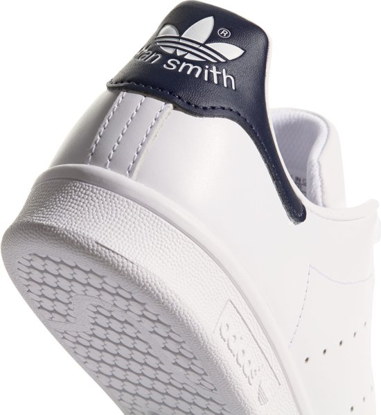 Unisex Adidas 1 49 Stan navy Smith Maat 3 Wit Sneakers wpTHqt84p