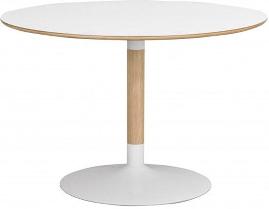 Onderstel Ronde Tafel : Bol nordiq fusion table ronde eettafel eiken onderstel