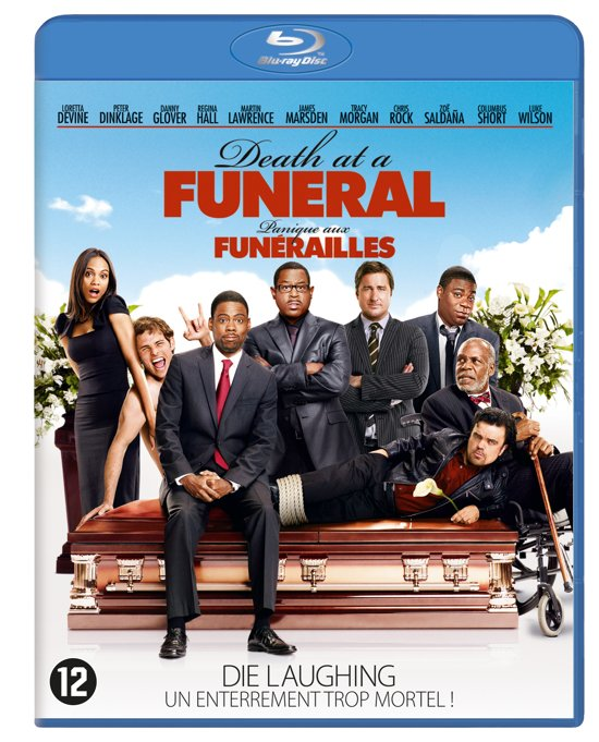 Death at a Funeral (2010) BluRay 480p 280MB Dual Audio ( Hindi – English ) MKV