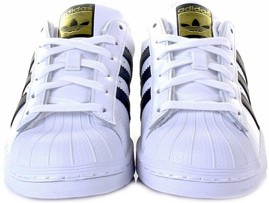 | adidas Superstar Heren Sneakers Ftwr WhiteCore
