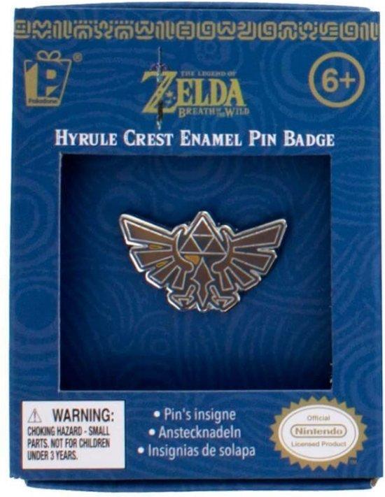 Hyrule crest enamel pin badge