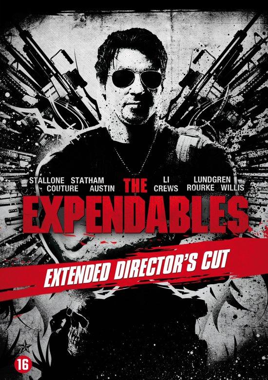 Cover van de film 'The Expendables'