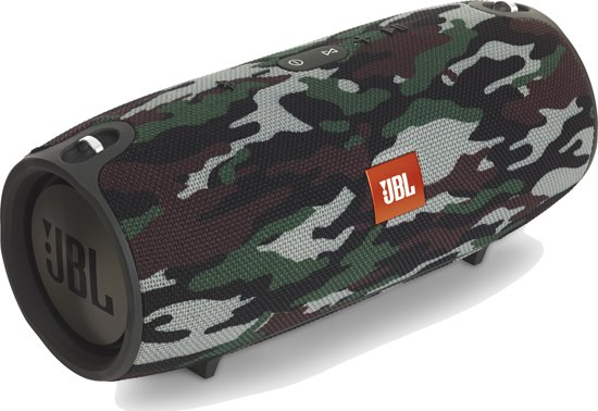 JBL Xtreme - Bluetooth Speaker - Squad Camouflage