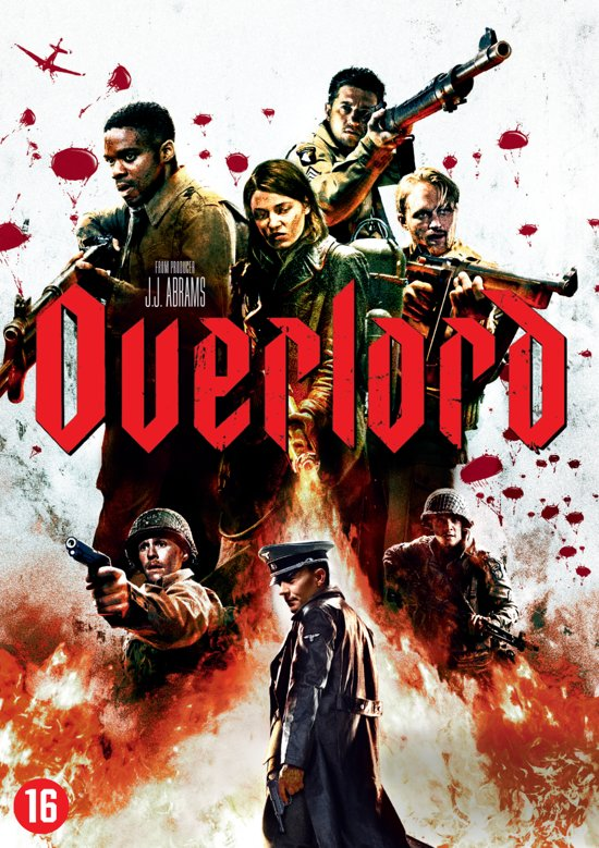 DVD cover van Overlord