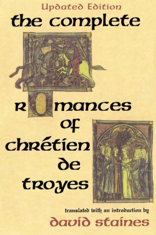 chretien de troyess romances essay