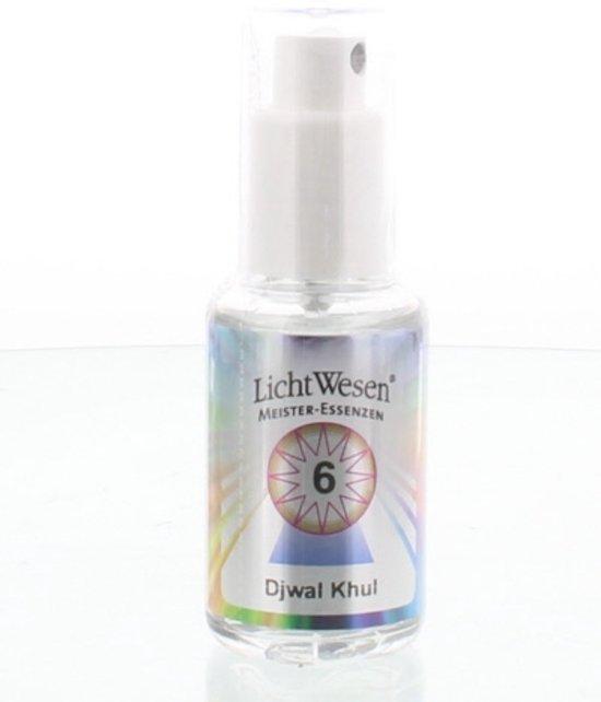 Djwal Khul Tinkt 6 Lichtwesen