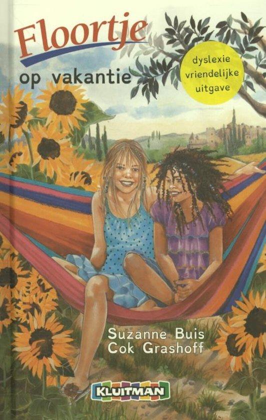 Dyslexie boeken Floortje op vakantie