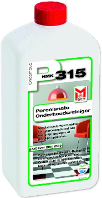 HMK P315 Onderhoudsreiniger porcelanato flacon 1ltr