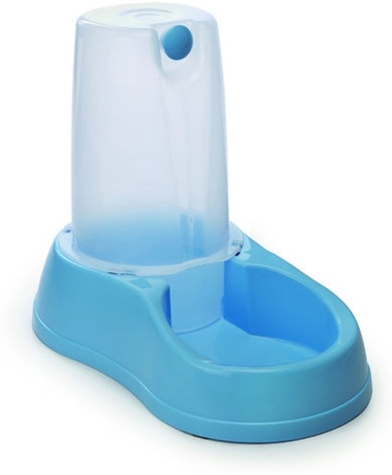 Break Reserve Waterautomaat - Hond - Lichtblauw - 3,5L