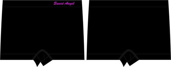 Sweet Damesboxers Hoge Angel L xl5pack Zwarte Naadloze CedoxrBW