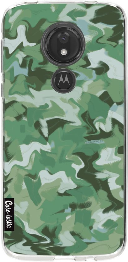 Casetastic Softcover Motorola Moto G7 Power - Army Camouflage