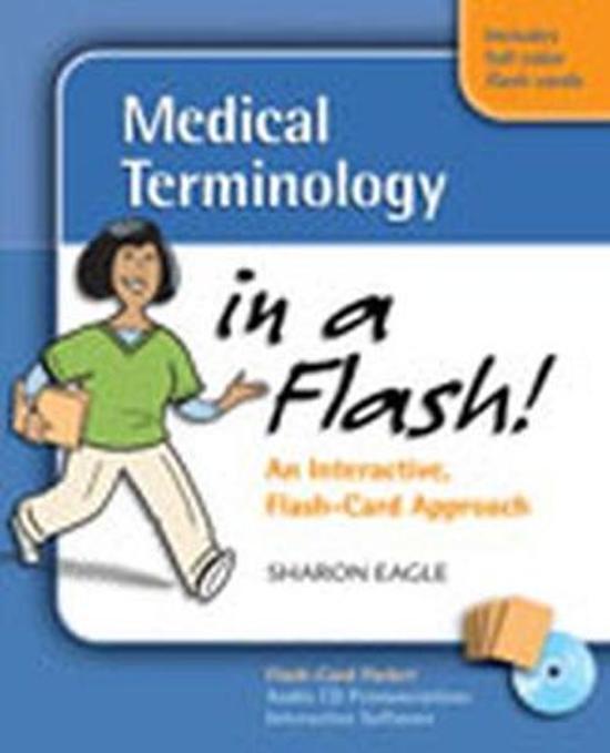 Afbeelding van het spel Medical Terminology in a Flash!