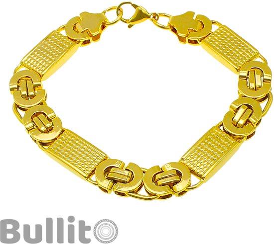 gouden heren armband prijzen