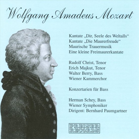 The Music of Mozart