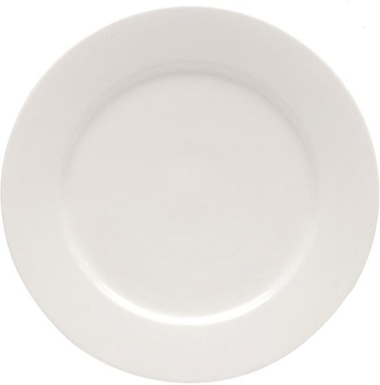 Maxwell & Williams White Basics Round - Bord - Ø 27,5 cm - Wit