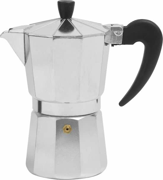 Imperial Kitchen Cafetière - 6-kops - Aluminium