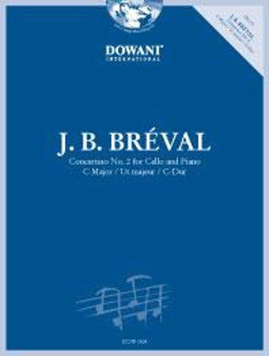 Concertino No. 2 for Cello and Piano in C Major