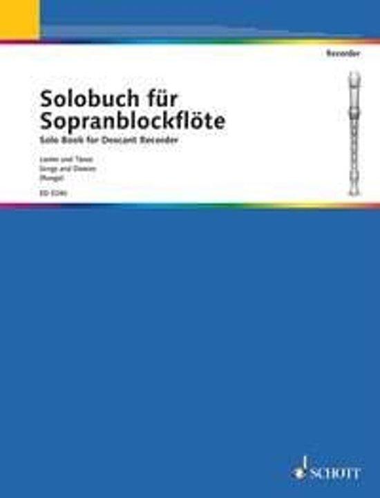 Solobuch Fur Sbfl. 1