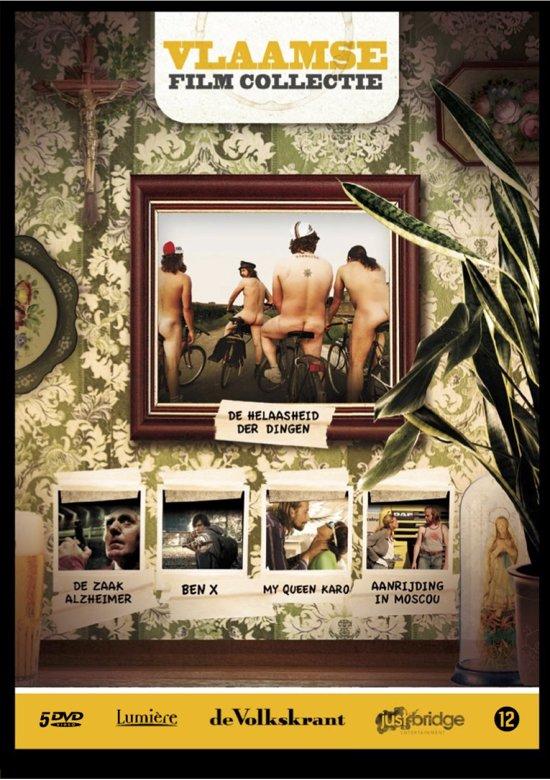 De Zaak Alzheimer / Ben X / My Queen Karo / Aanrijding In Moscou / De Helaasheid Der Dingen ( Vlaamse Film Collectie )