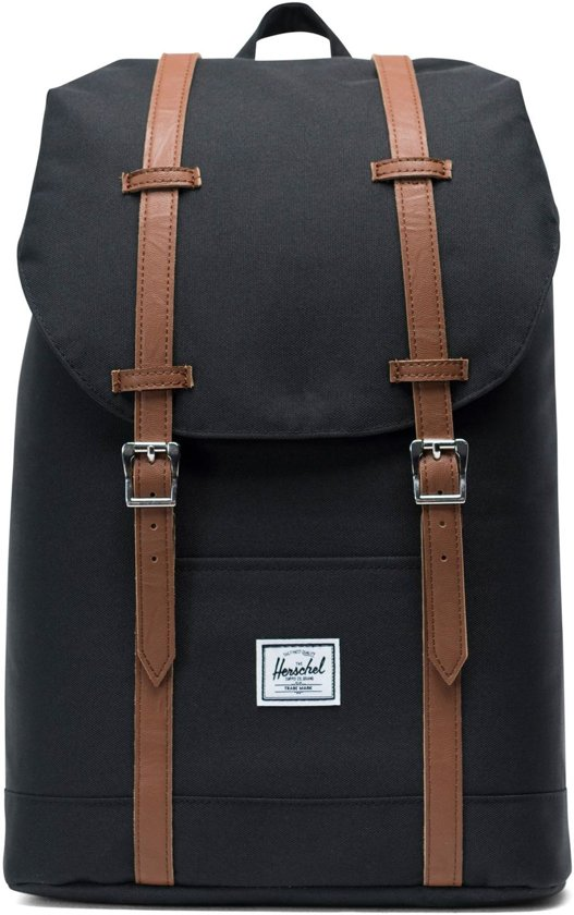 Herschel Supply Co. Retreat Mid-Volume Rugzak - Black
