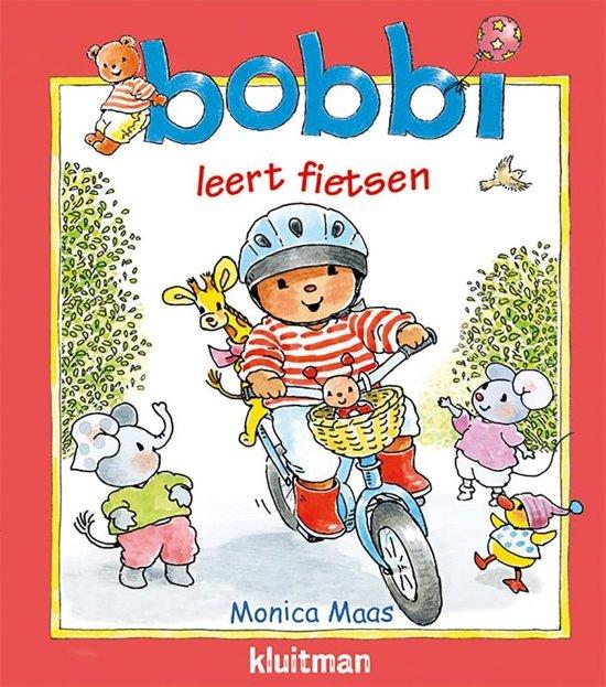 Boek cover Bobbi - Bobbi leert fietsen van Monica Maas (Hardcover)