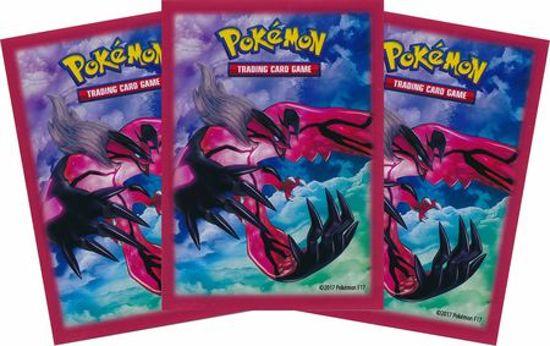 Afbeelding van het spel Pokemon Yveltal Sleeves (65 Stuks)
