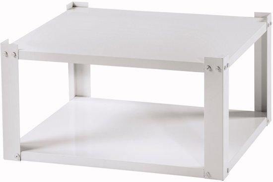 Spiksplinternieuw bol.com | Xavax Onderzetmeubel voor wasmachine & droogkast 61x50x30 FJ-17