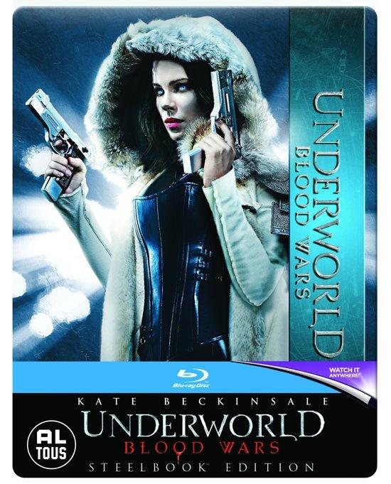 b9afde3f4 Underworld: Blood Wars (Steelbook). Afbeelding 1 van 3. Bekijk video. Let  op: een blu-ray-disk ...
