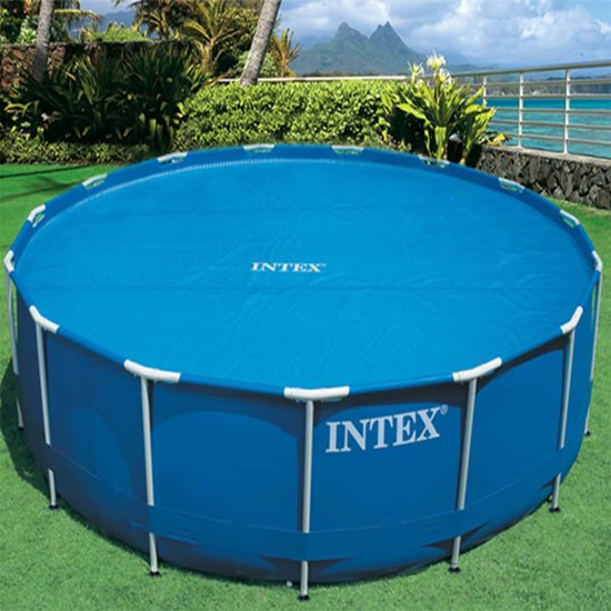 Intex Solarzwembadhoes rond 366 cm 29022