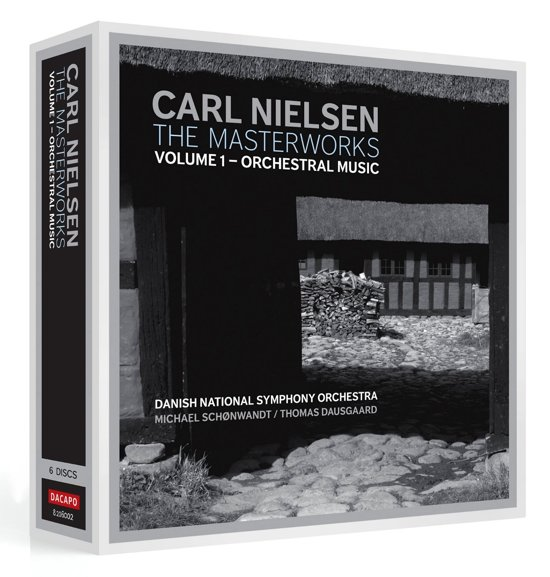 Nielsen: Masterworks Vol. 1
