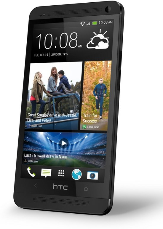 HTC One m7 - Zwart