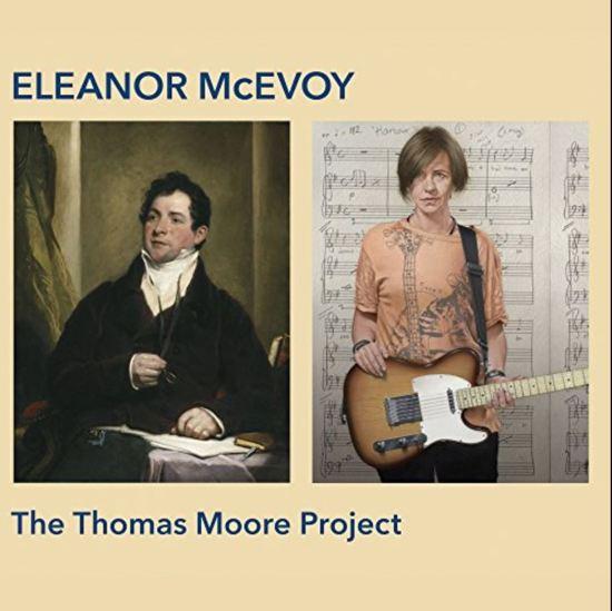 CD cover van The Thomas Moore Project van Eleanor McEvoy
