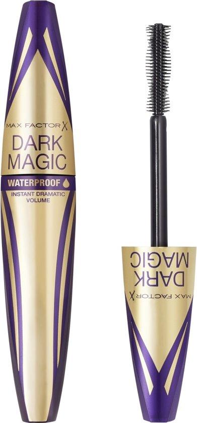 Max Factor Dark Magic Waterproof Mascara - Black