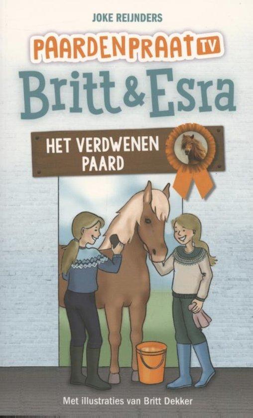 Paardenpraat tv Britt & Esra - Het verdwenen paard