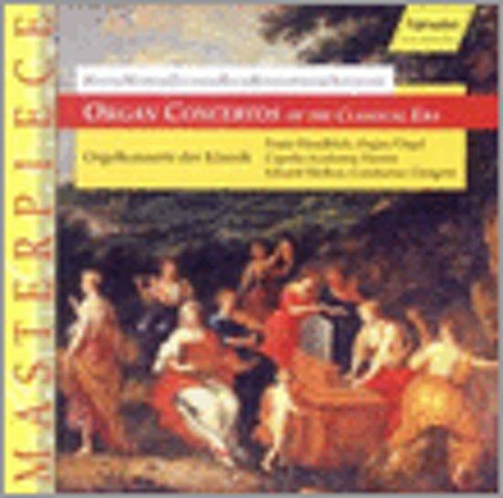 Organ Concertos Classical