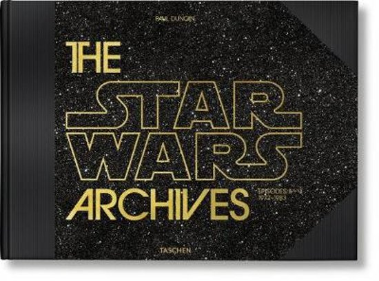 Boek cover The Star Wars Archives. 1977-1983 van Paul Duncan (Hardcover)