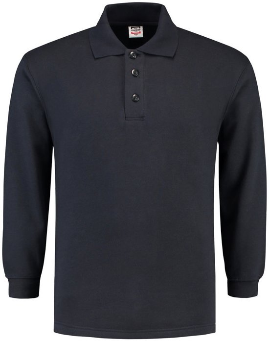 Tricorp Casual Polo/Sweater - 301004 - Navy - maat XXL