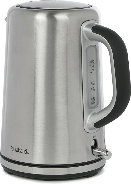 Brabantia BBEK1001 Waterkoker - 1,7 L